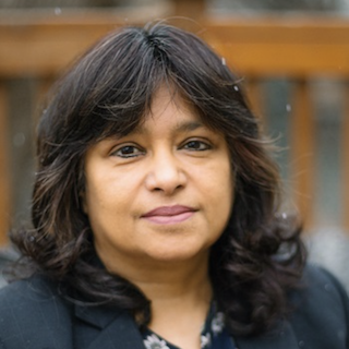 photo of Dr. Anna Banerji